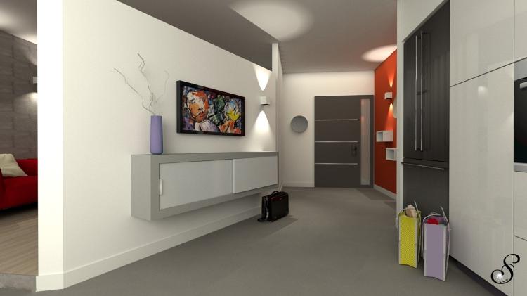 progettare l'ingresso - interior design cervia - rinnovare casa a forlì - progetti arredamento cesena