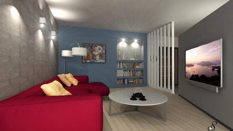 progetti d'interni cervia - interior design cesena - forlì progetti casa - rinnovare appartamento forlì cesena