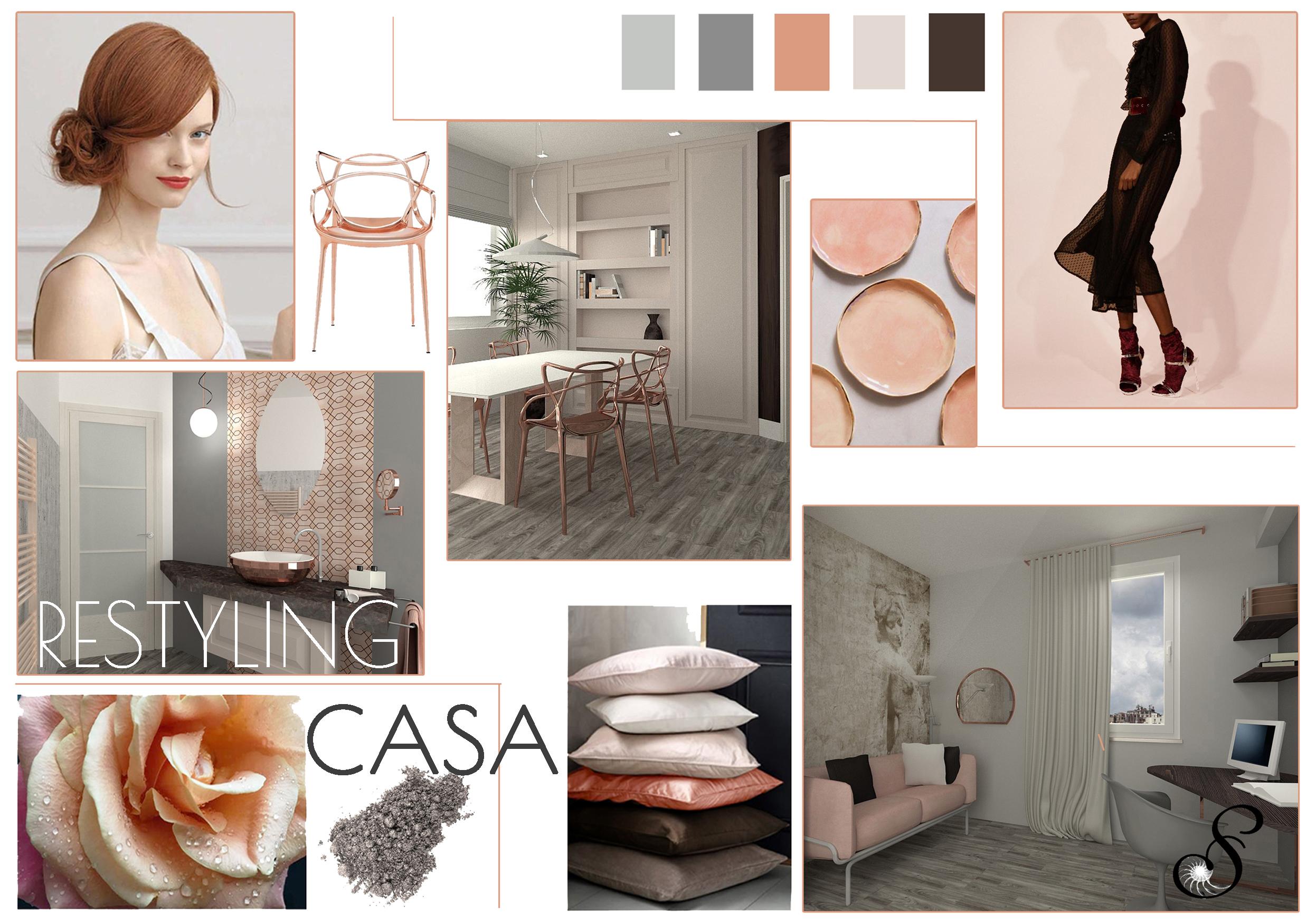 progetti-d'interni-interior design-mood-restyling-casa-progetto-arredamento-colore